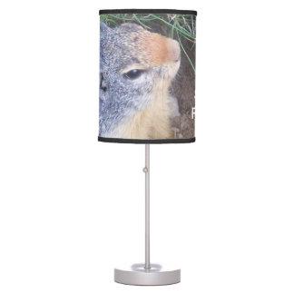 Groundhog Kids Room Lamp