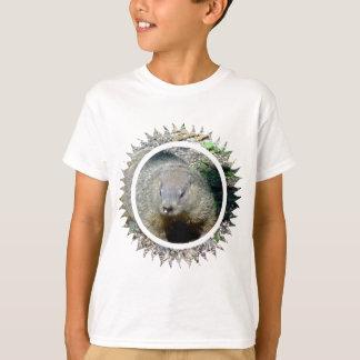 Groundhog Kid's T-Shirt