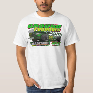 GroundPounder shirt (Green)