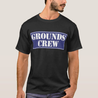 Grounds crew t-shirt