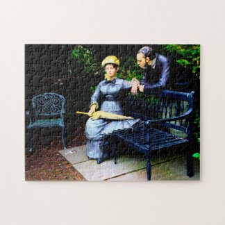 Grounds for Sculpture New Jersey . Jigsaw Puzzle