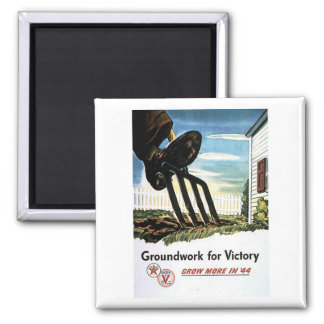 Groundwork for Victory Magnet