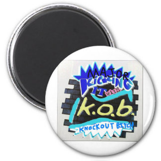 Group 1 of the K.O.B. 2 Inch Round Magnet