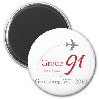 Group 91 - 2010 magnet