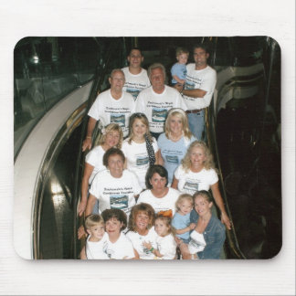 group -cruise mouse pad