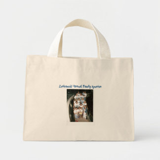 group -cruise, Zuchowski Annual Family Reunion Mini Tote Bag