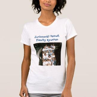 group -cruise, Zuchowski Annual Family Reunion Tee Shirts