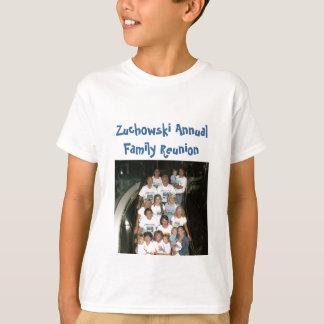 group -cruise, Zuchowski Annual Family Reunion Tshirt