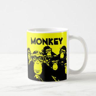 Group o' Monkeys Mug