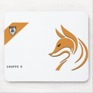 Group of 9 Mousepad orange