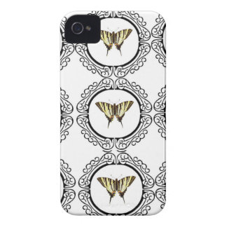 group of butterflies Case-Mate iPhone 4 case