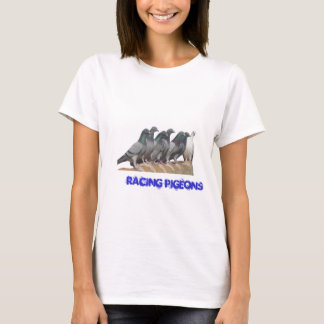 Group of carrier pigeons T-Shirt