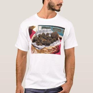 Group of italian expensive black truffles T-Shirt