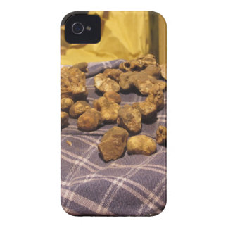 Group of italian expensive white truffles Case-Mate iPhone 4 case