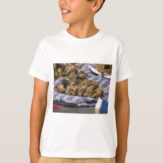 Group of italian expensive white truffles T-Shirt
