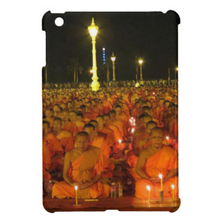 Group of Meditators, India Case For The iPad Mini