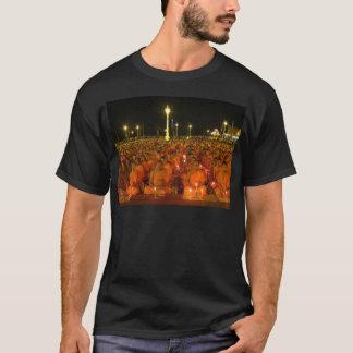 Group of Meditators, India T-Shirt