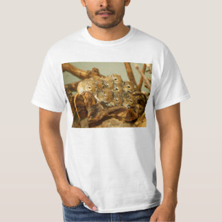 Group of Mongolian Gerbils Meriones Unguiculatus Tee Shirts
