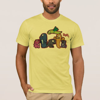 Group of Monsters T-Shirt