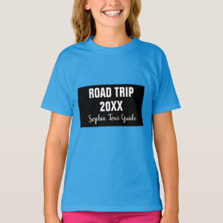 Group Road Trip Girl's T-Shirt