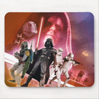 Group Stormtroopers Mouse Pad