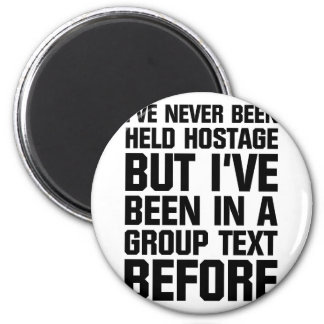 Group Text Magnet