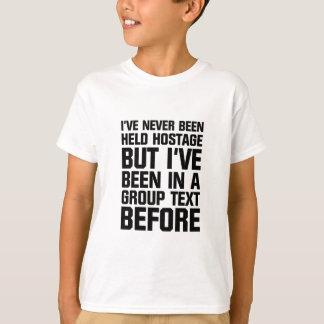 Group Text T-Shirt