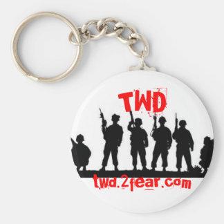 group, TWD, twd.2fear.com Keychain