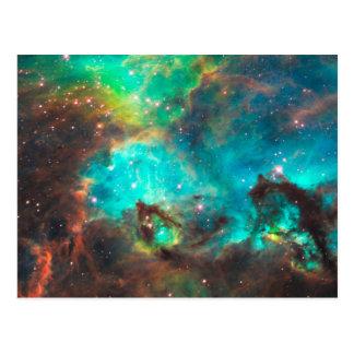 Groupe d étoile NGC 2074 Cartes Postales