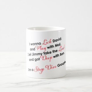 Groupie Mug