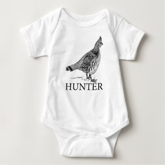 Grouse Hunter Baby Bodysuit