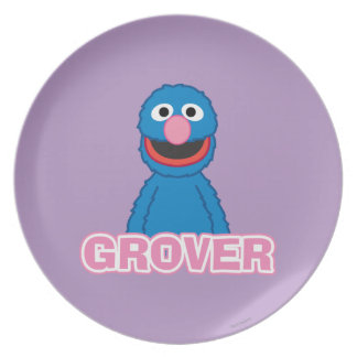 Grover Classic Style Plate
