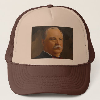 Grover Cleveland  22 &24 Trucker Hat