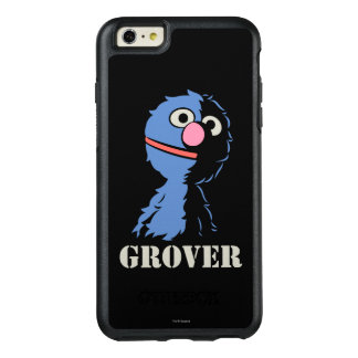 Grover Half OtterBox iPhone 6/6s Plus Case