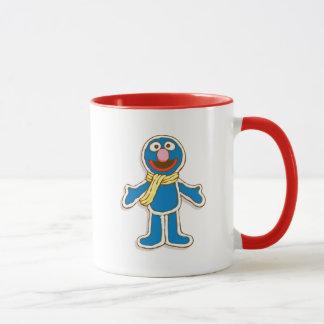 Grover Reindeer Mug