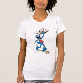Grover vintage le serveur tee shirt