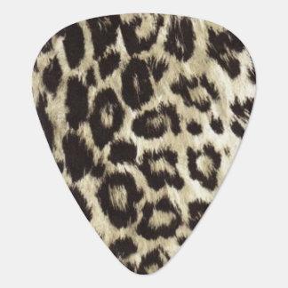 Groverallman Guitar Pick/Leopard Print Guitar Pick