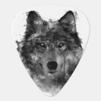 Groverallman Guitar Pick/Wolf Guitar Pick