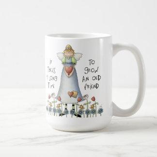 Grow A Friend Classic White Mug