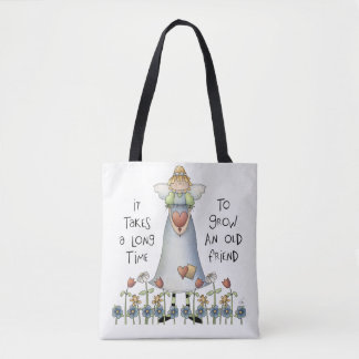 Grow A Friend Tote Bag