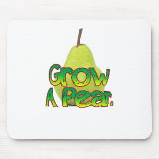 Grow A Pear Mouse Pad