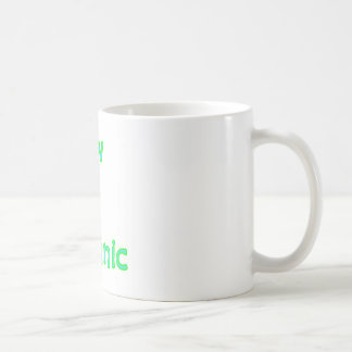 Grow Eat Organic Coffee Mug