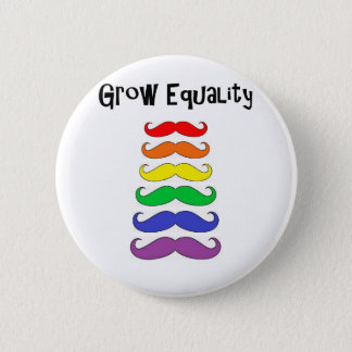Grow Equality 2 Inch Round Button