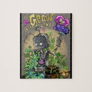 Grow Learn Love Smooshie and Bloop Jigsaw Puzzle