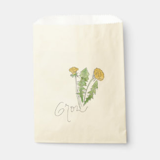Grow like a Weed Seed Bag