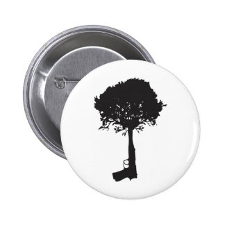 grow-peace 2 inch round button