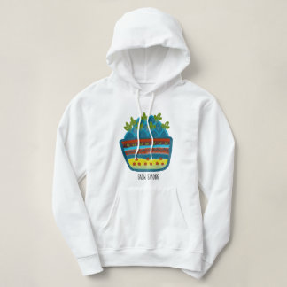 Grow Strong Hoodies