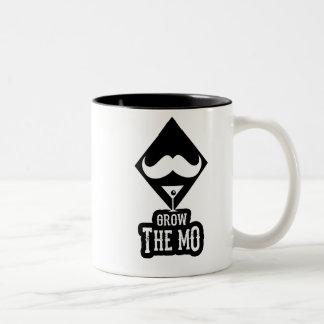 Grow The Mo - Mug - Diamonds Edition