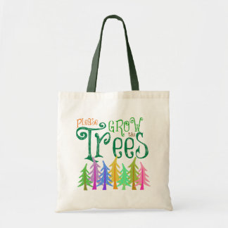 Grow the Trees: Tree Lovers Whimsical Forest