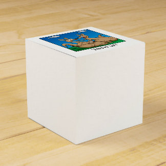 Grow Up! Party Favor Boxes